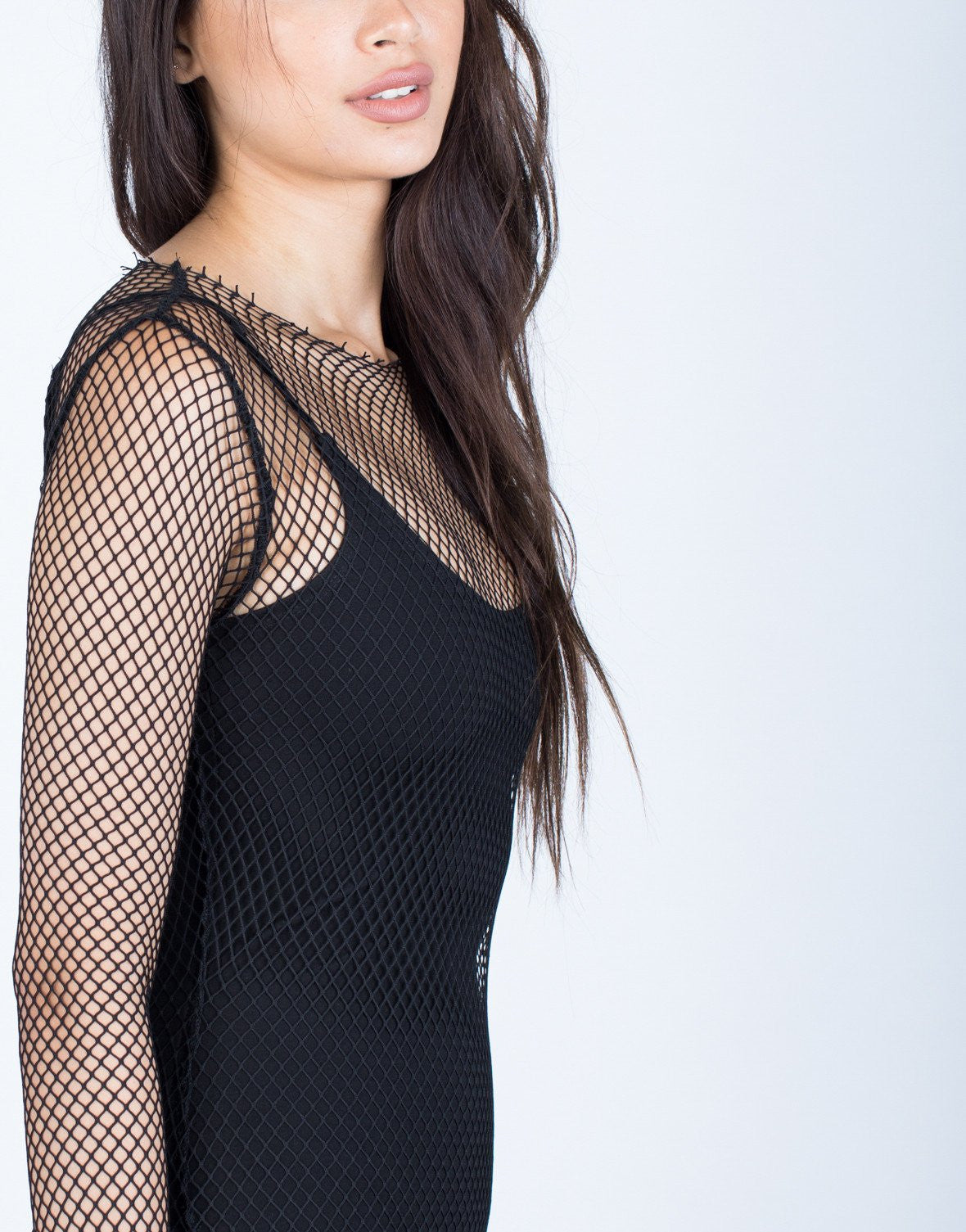 The Netted Party Dress - 2020AVE