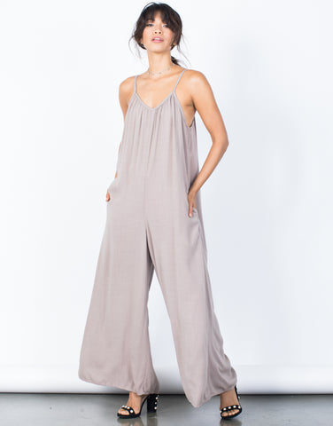 The Relaxed Jumpsuit - 2020AVE