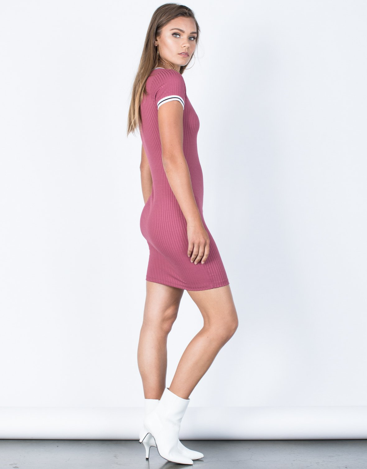 The Sporty Tee Dress - 2020AVE