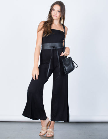 The Ultimate Lounging Jumpsuit
