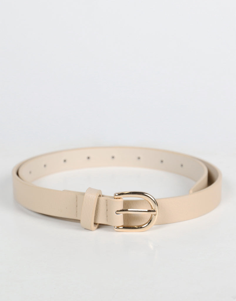 The Simple Leather Belt - 2020AVE