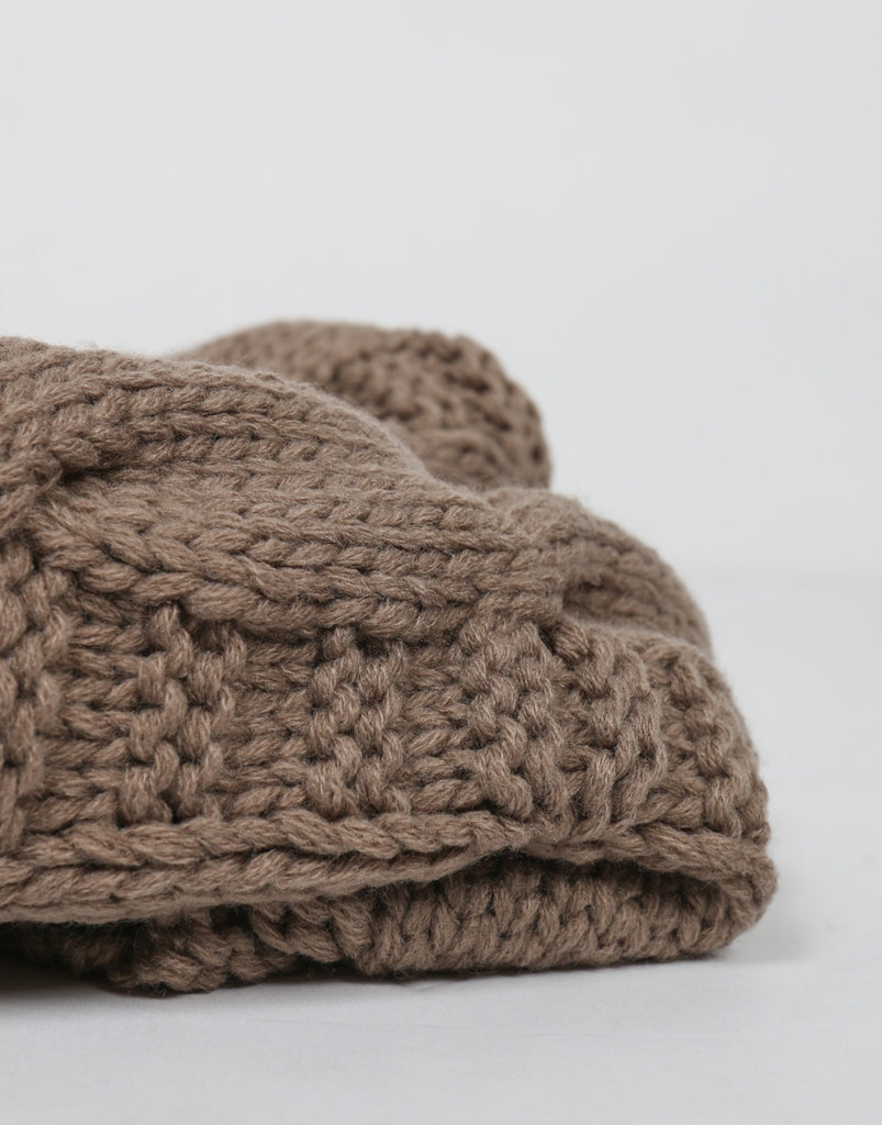 Thick Chunky Knit Infinity Scarf - 2020AVE