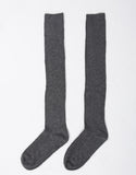 Thigh High Wool Socks