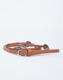 Thin Concho Belt
