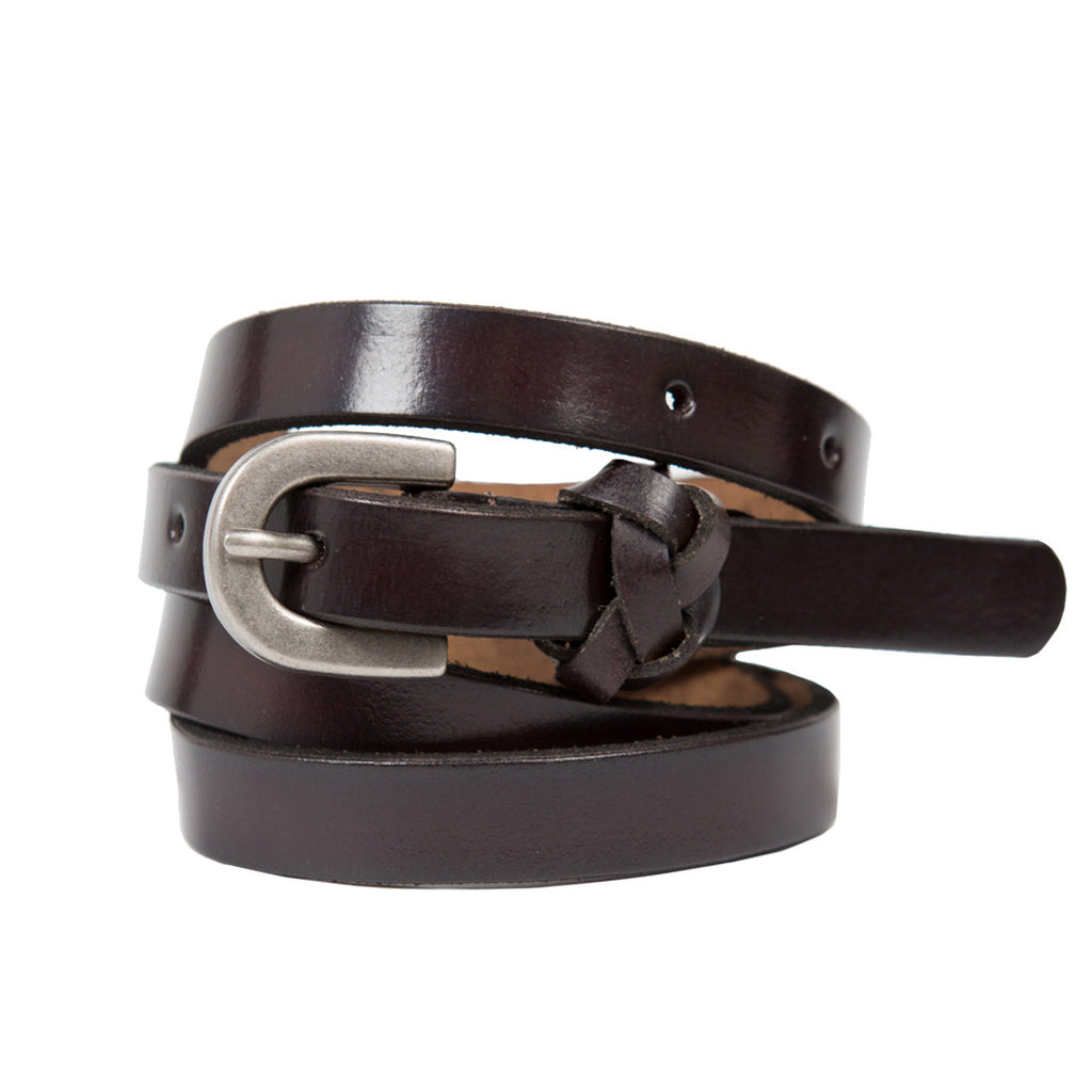 Thin Leather Belt - 2020AVE