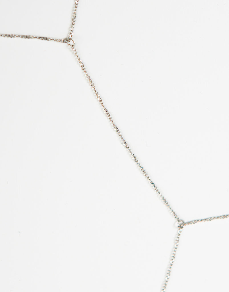 Thin Twisted Body Chain