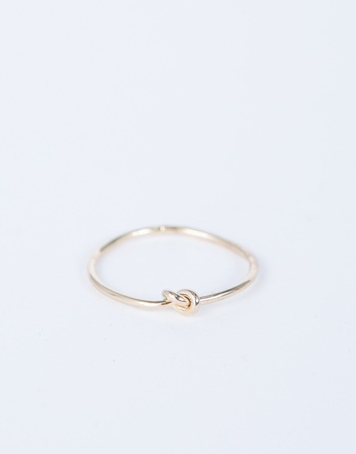 Tie the Knot Knuckle Ring