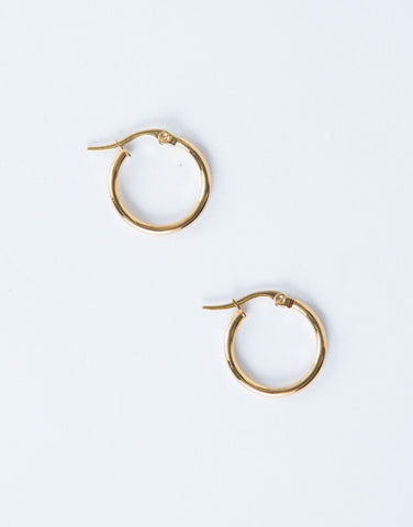 Tiny Hoop Earrings