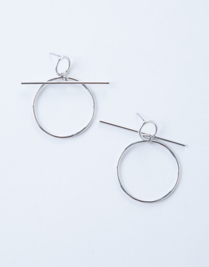 Together As One Earrings