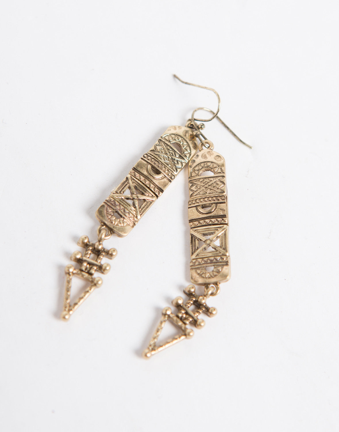 Tribal Arrow Earrings