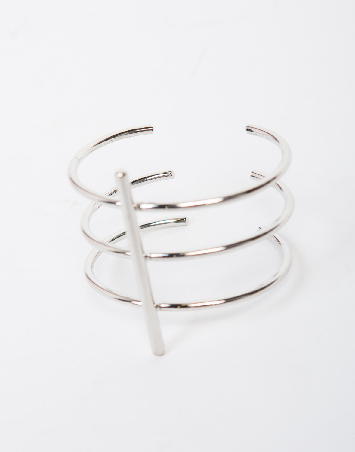 Triple Barred Cuff