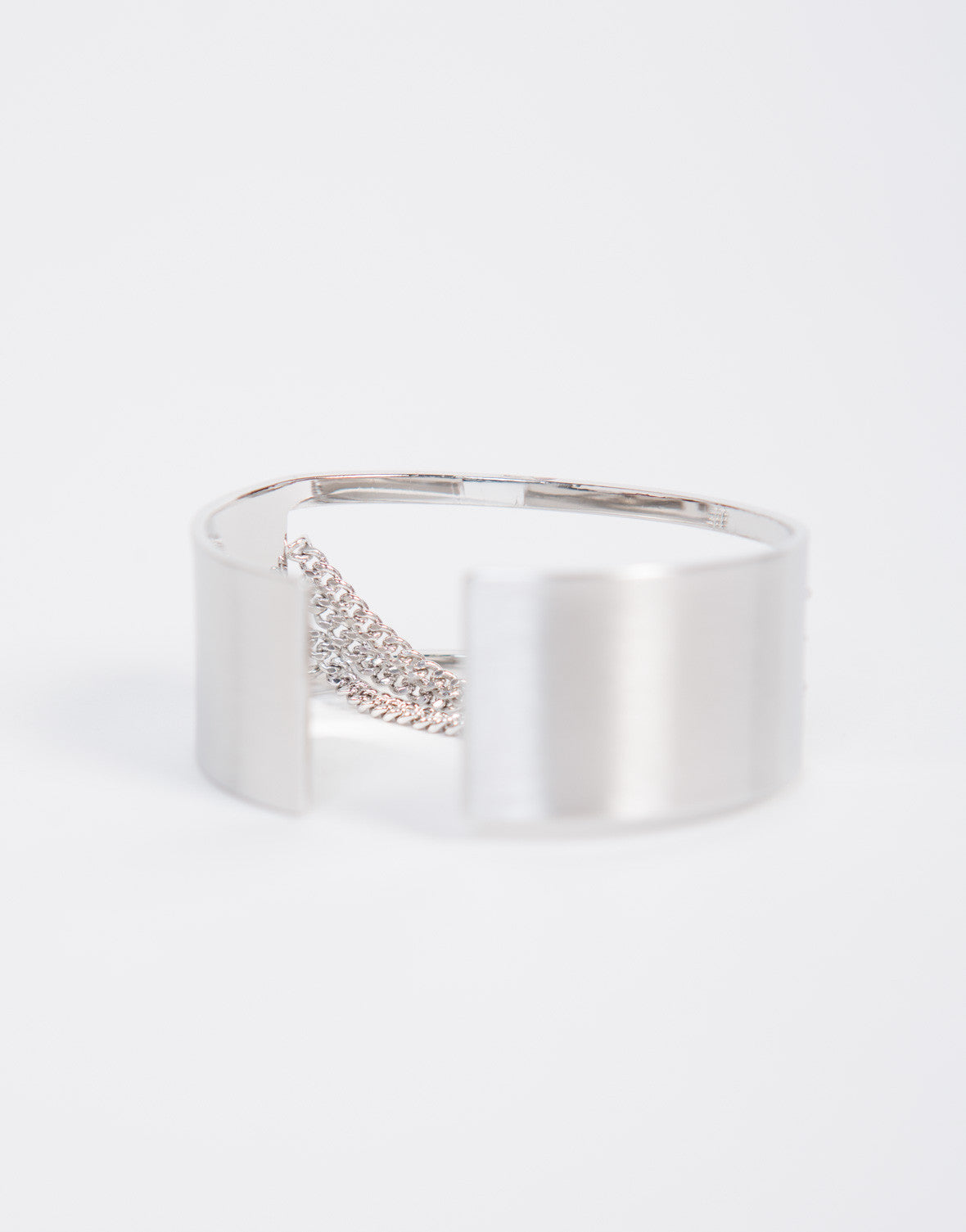 Triple Chained Cuff