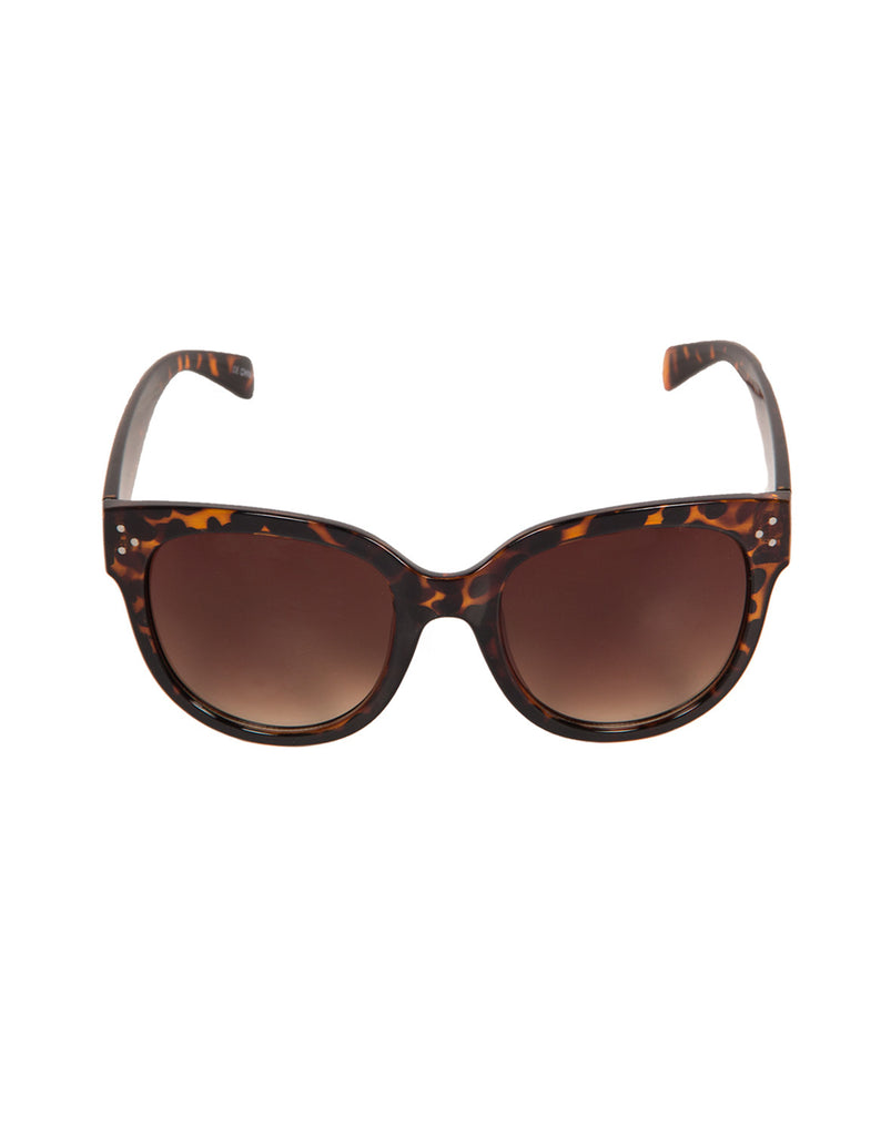 Triple Dotted Oversized Sunglasses - 2020AVE