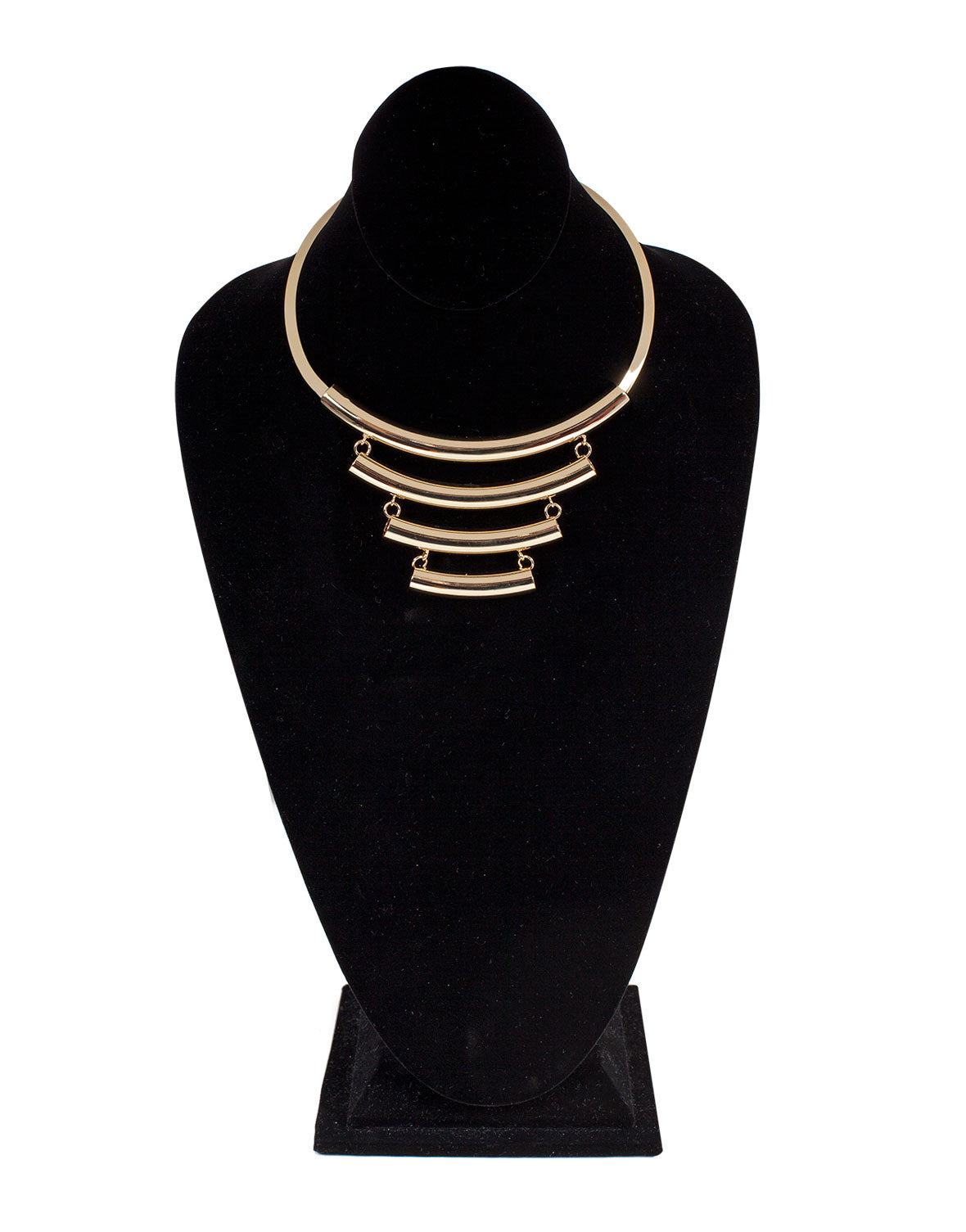 Tunnel Collar Necklace