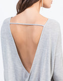 Detail of Twist Back Top