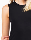 Detail of Twist It Sleeveless Dress