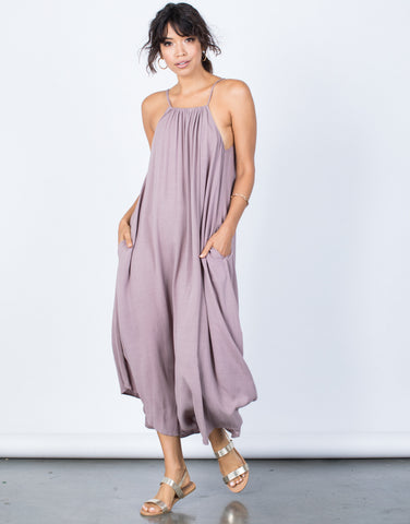 Ultimate Lounging Dress
