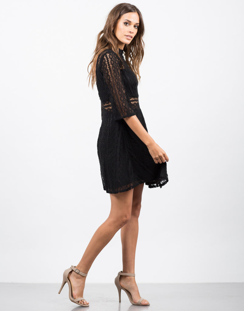Victorian Lace Dress - 2020AVE