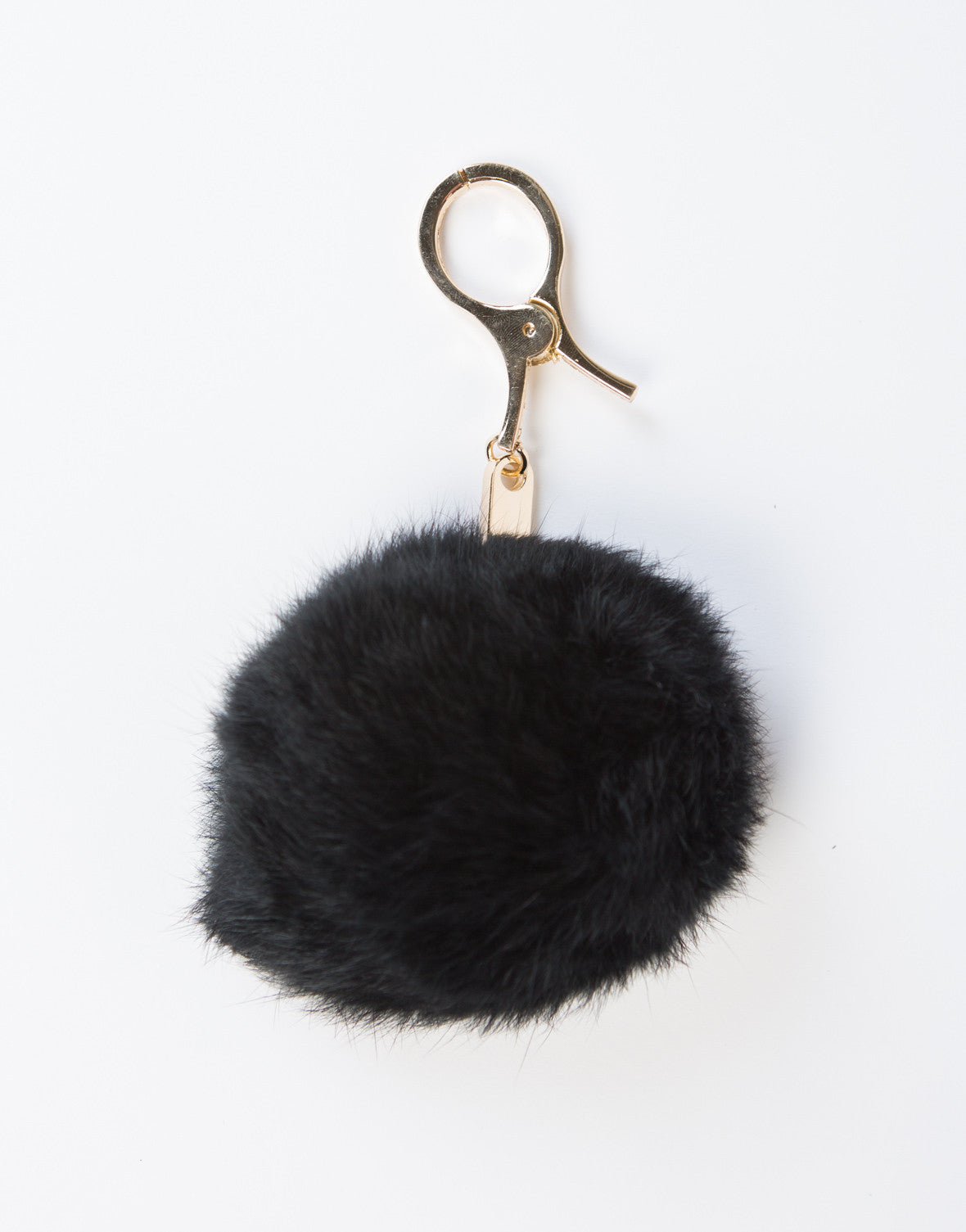 What the Fur Keychain