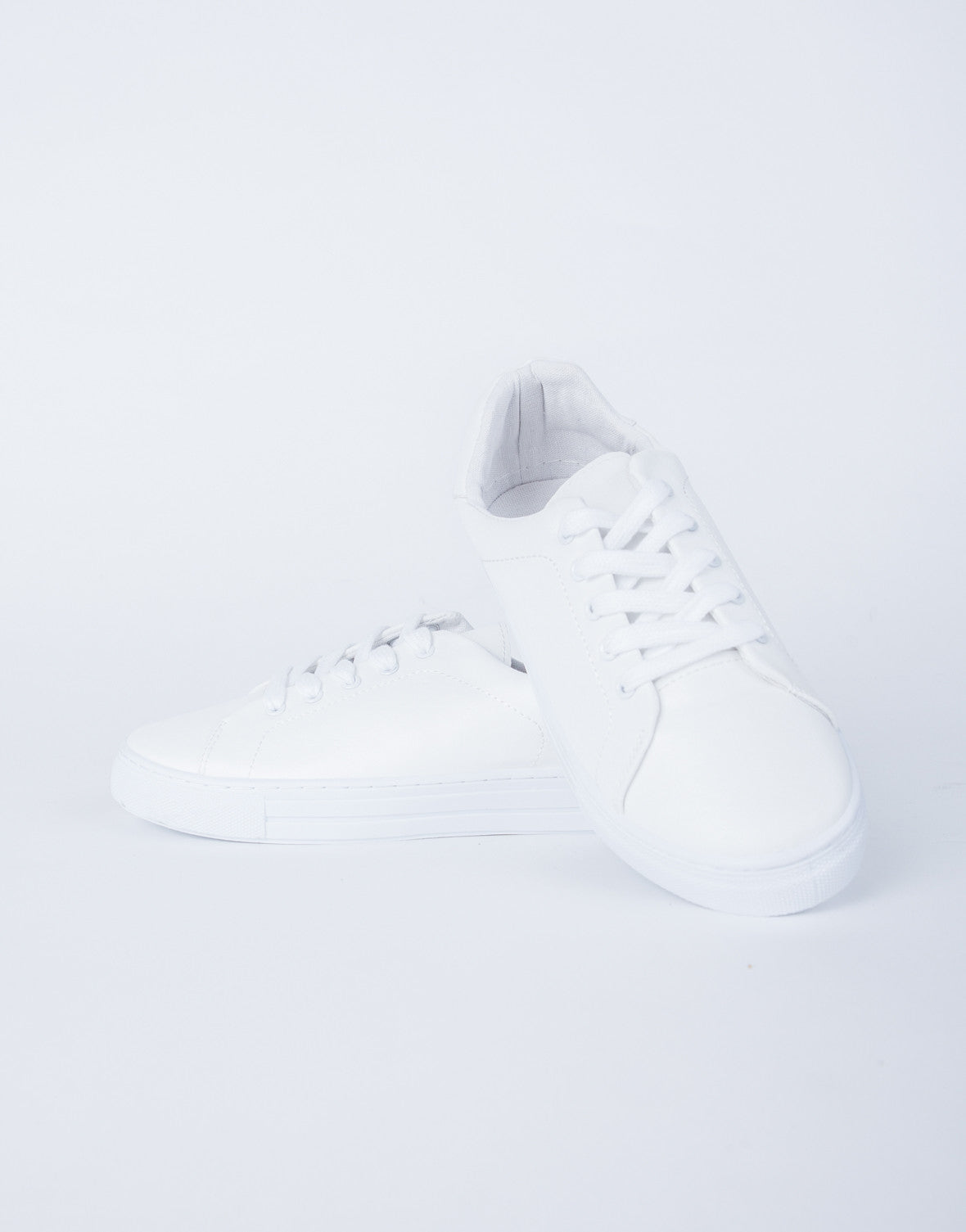 White Out Sneakers