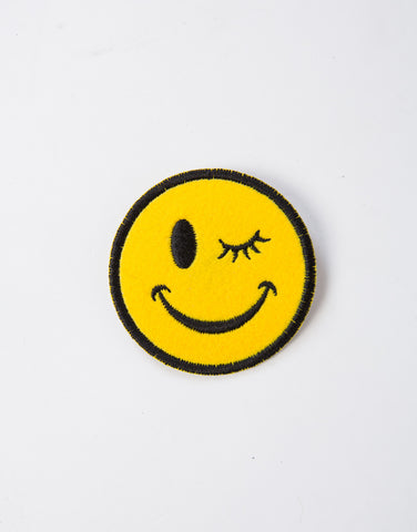 Winky Face Patch