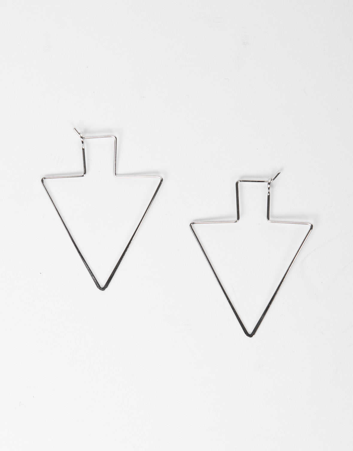 Wired Arrow Earrings