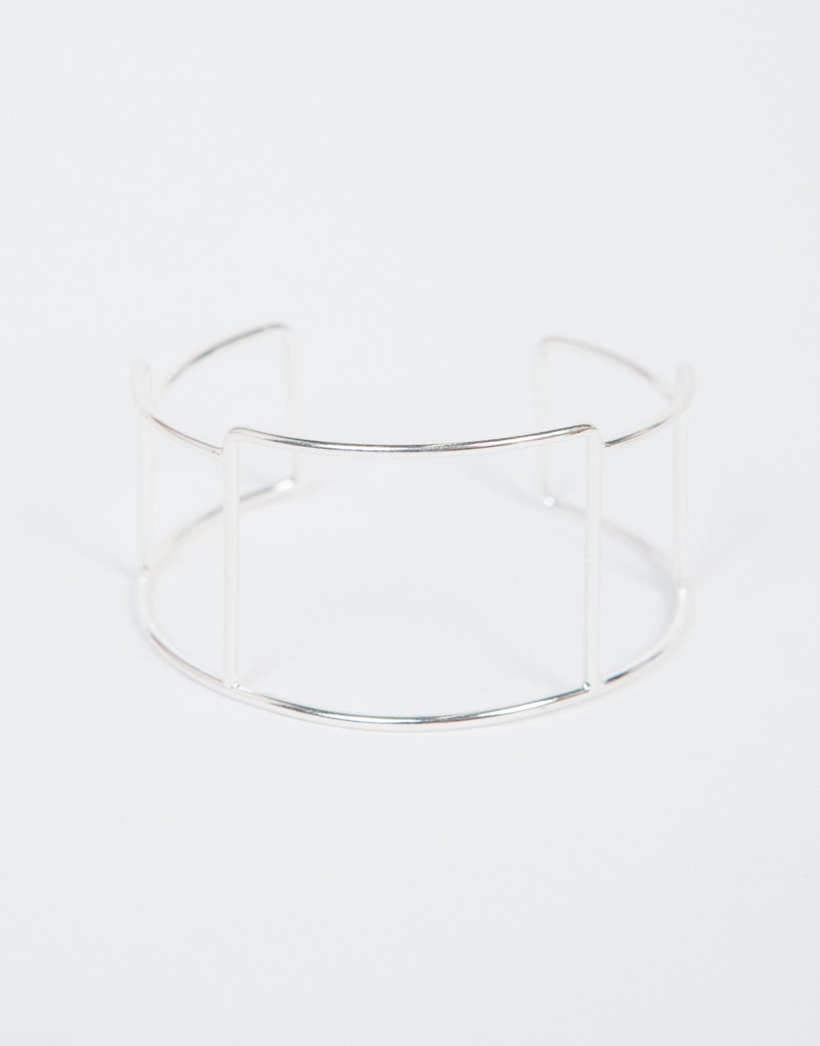 Wired Cut Bracelet Cuff