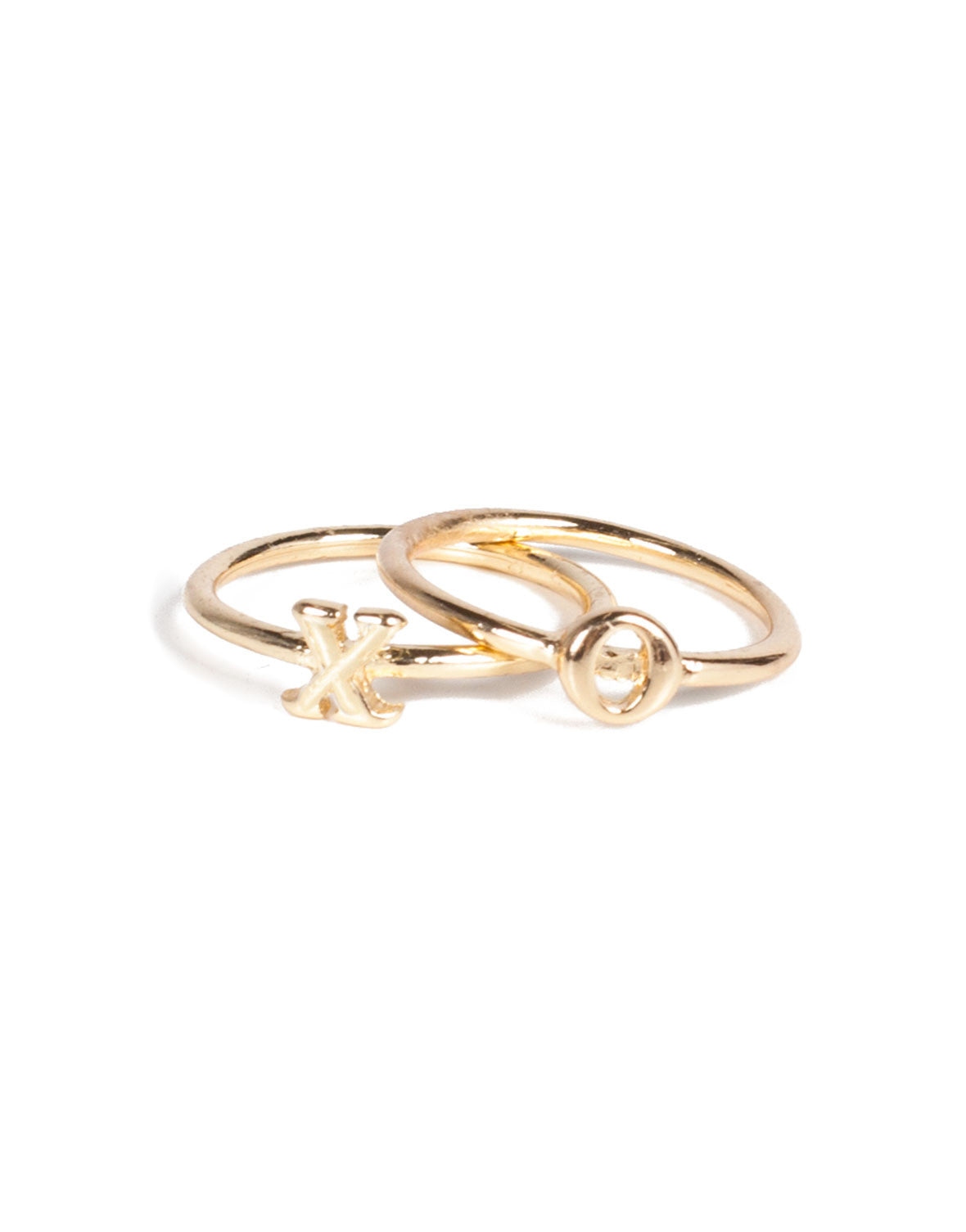 XO Duo Ring Set