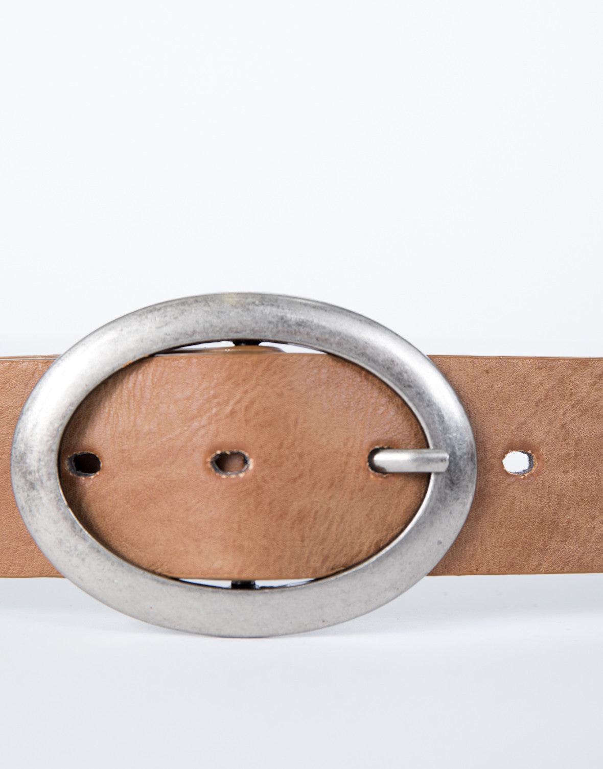 Year Round Leather Belt