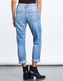 Your Boyfriend Crop Jeans - 2020AVE