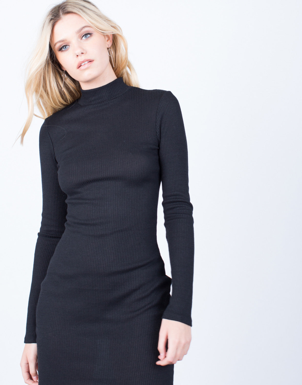 Detail of Your Go-To Black Dress