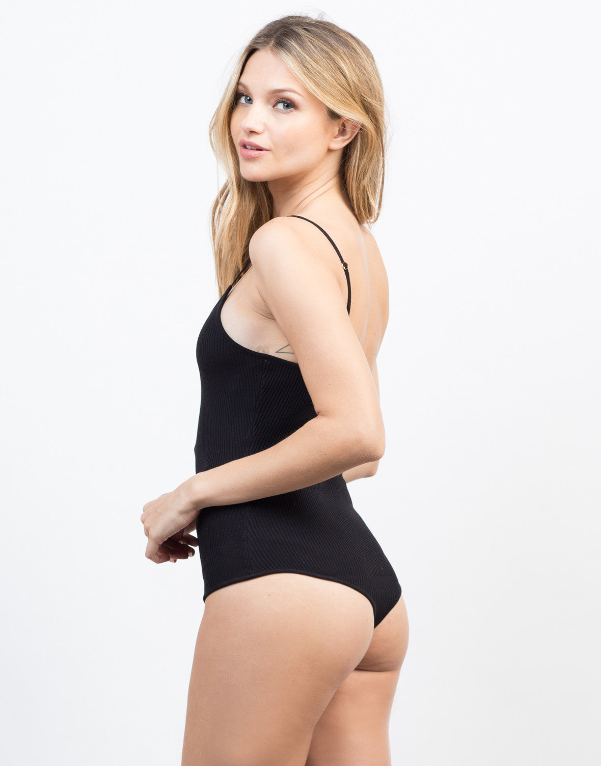 f2f7a8937b ... Back View of Zip Me Up Bodysuit ...