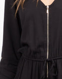 Detail of Zip Up Jumpsuit