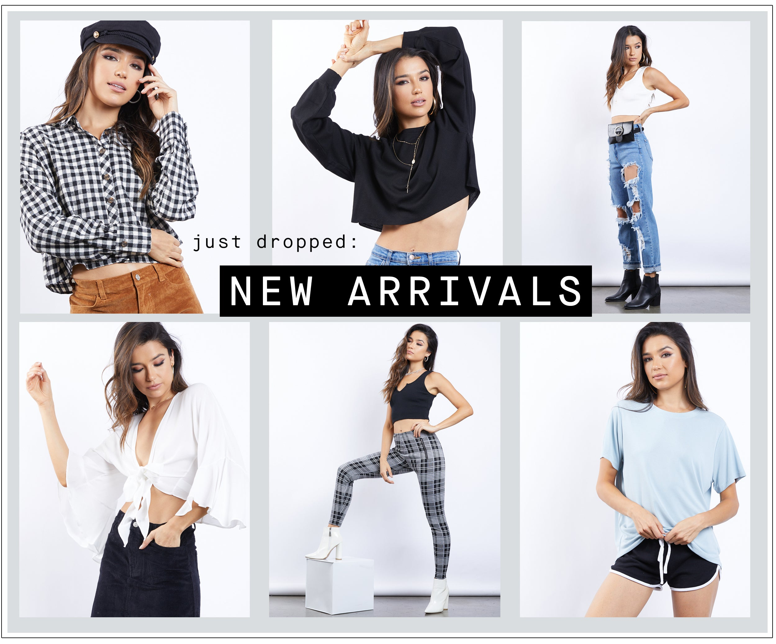 Baby Blue New Arrivals
