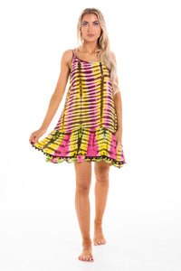 Hippy Frilly Dress