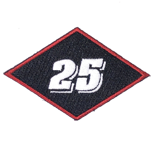 Patch - Black Diamond 25