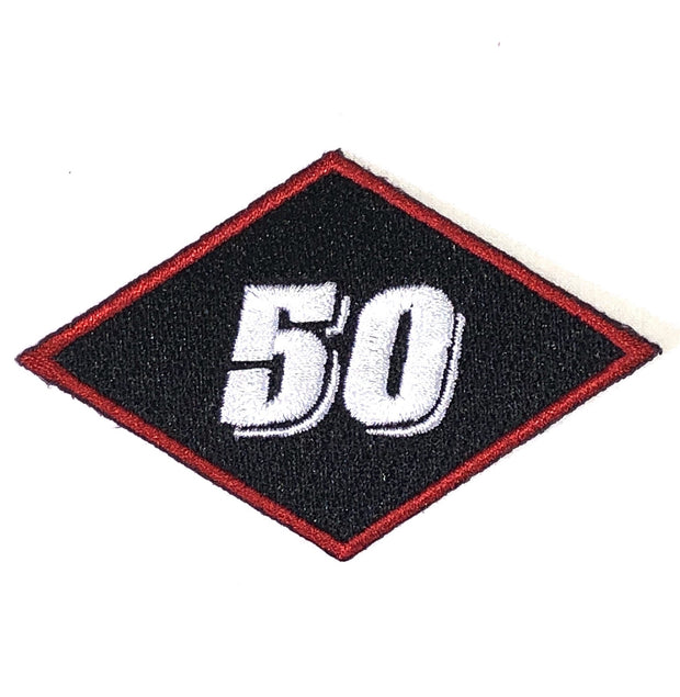Patch - Black Diamond 50