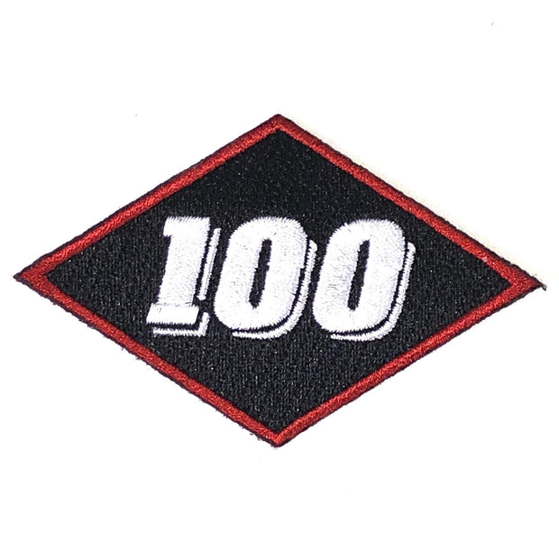 Patch - Black Diamond 100