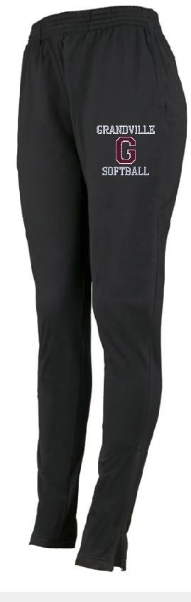 August Ladies Tapered Leg Pant