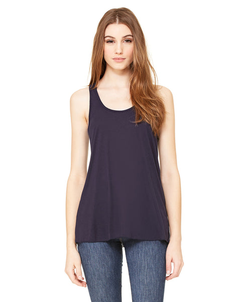 STEP 1 - Bella + Canvas Ladies' Flowy Racerback Tank