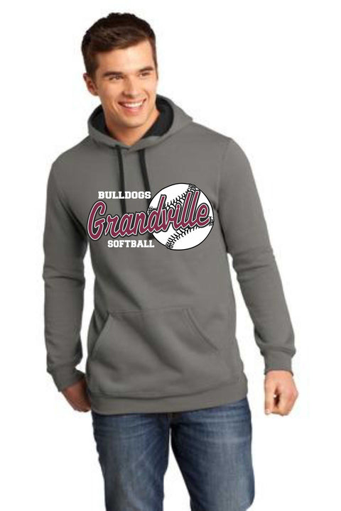 District® - Young Mens The Concert Fleece™ Hoodie