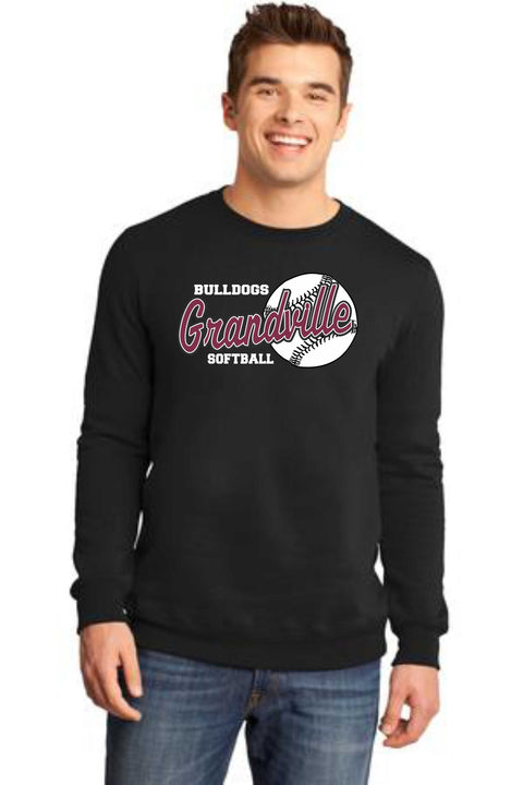 District® - Young Mens The Concert Fleece™ Crew