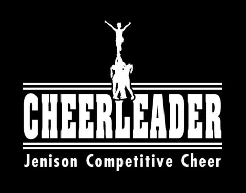 Step 2 - Jenison Competitive Cheer Design 3