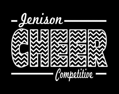 Step 2 - Jenison Competitive Cheer Design 2