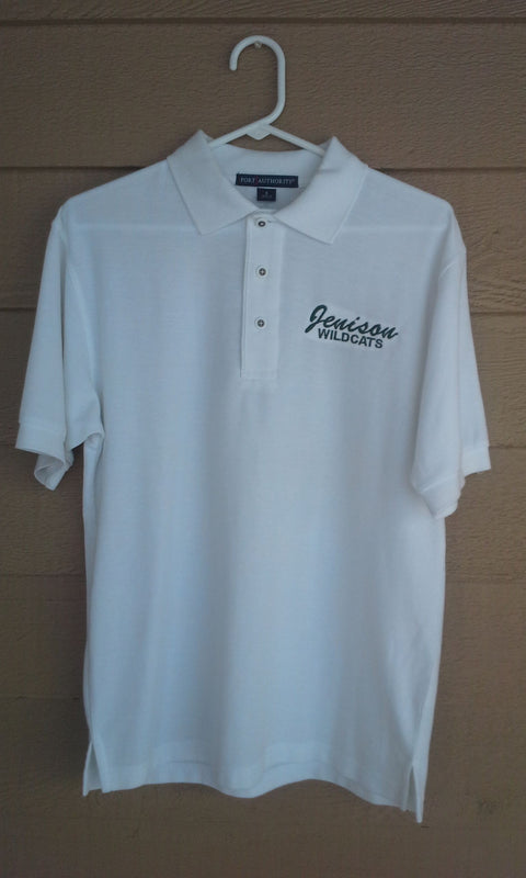 Sale-Jenison-Port Authority® Silk Touch™ Polo
