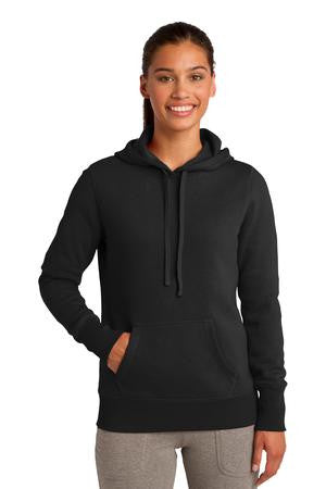 Step 1 - Pick Your Garment --  Sport-Tek® Ladies Pullover Hooded Sweatshirt