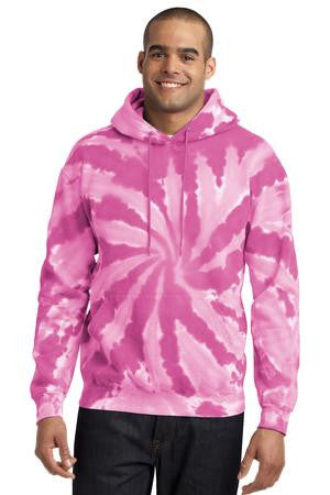 Step 1 - Port & Company® Tie-Dye Pullover Hooded Sweatshirt