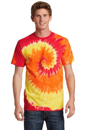 *ADULT - Port & Company® - Essential Tie-Dye Tee