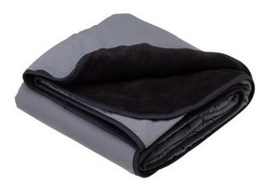 WMTD - TB85 - Port Authority® - Fleece and Nylon Travel Blanket
