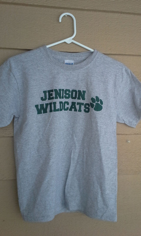 Sale-Jenison-Gildan® - Youth Ultra Cotton® 100% Cotton T-Shirt